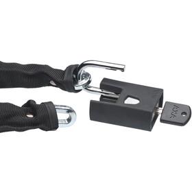 Axa Clinch CH 105 candado de cadena 105cm, black